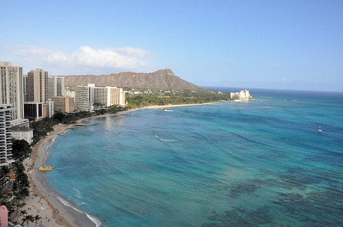 Diamond Head is one of the most recognizable landmarks in Hawaii.