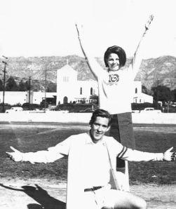 Les Heller and Shari Hartwig.