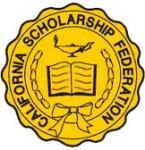 Sealbearers got this gold sticker affixed to their diplomas.