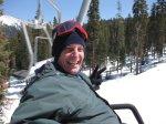 Roger at Sierra Ski Ranch.