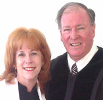 Reverends Steve and Mary Raine