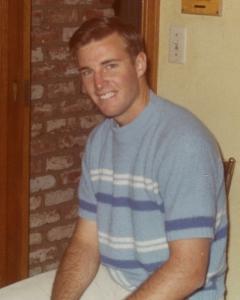 Steve Raine, 1969.
