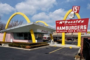 McDonalds on Olive Avenue