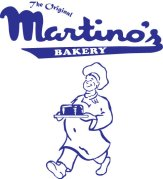 We enjoyed many baked goods from Martino's Bakery, which still exists today.