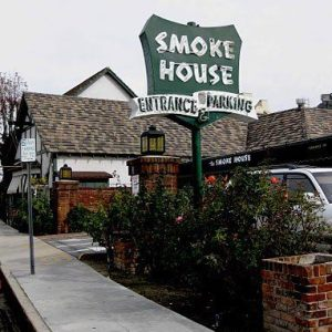 The Smoke House still exists today.