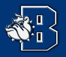 The Burbank High School Bulldog