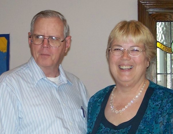 The Easleys just celebrated their 44th wedding anniversary.