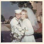 Susan Parker Easley and husband, John.