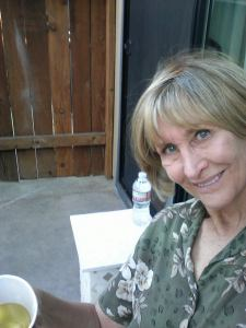 Teri Hill Clark, in a recent photo