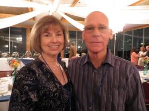 Bonnie Moody Rapp and husband