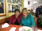 Deanna Dugger Bergman and Patti Trish Vosper