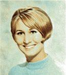 Teri Hill, 1968