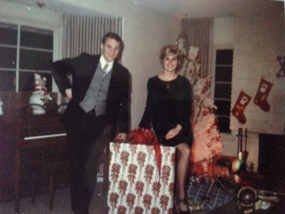 Cathy Carlson and her husband Craig Laskowski