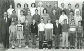 Emerson School, 6th Grade with Mr. Novins