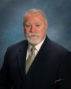 Gene Hernandez, mayor of Yorba Linda
