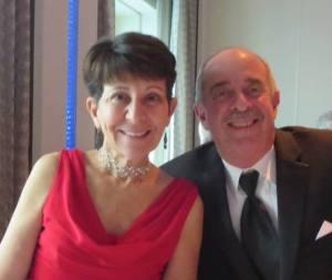 Donna Canzoneri Wray and John Wray.