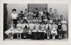 Grade 3, Mrs. Greene