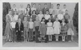 Grade 4, Miss Donna Gedda