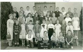 4th Grade, Mrs. Clark