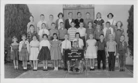 Grade 5, Miss Mary Brawley
