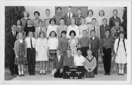6th Grade, Mr. Richard Bartulski