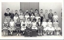 Grade 2, Mrs. Barker