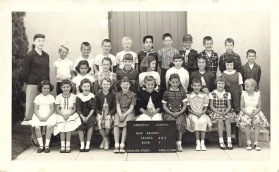 Grade 2-3, Miss Recinos