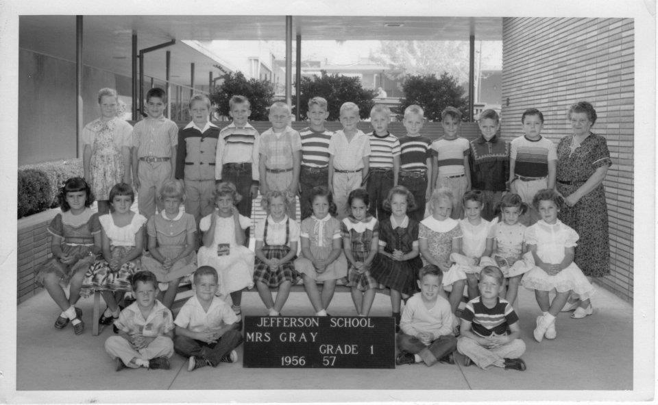 Jefferson School Burbank High Class Of 1968
