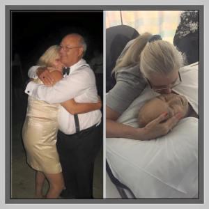 Tonia Szilagyi Mapston mourns the loss of her husband.
