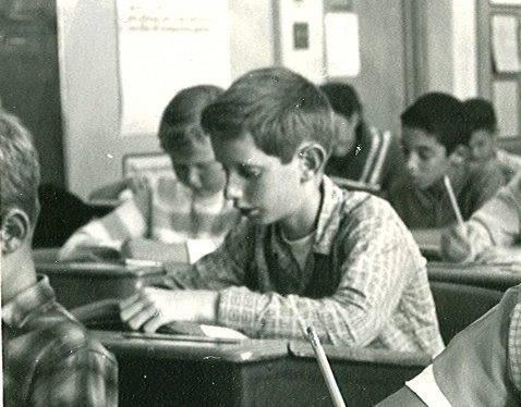 Photo of Steve Irey in the 6th grade.