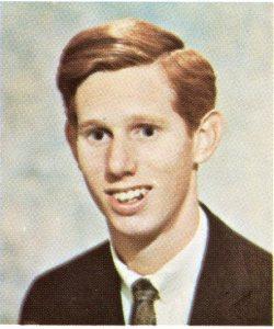 Steve Irey, 1968