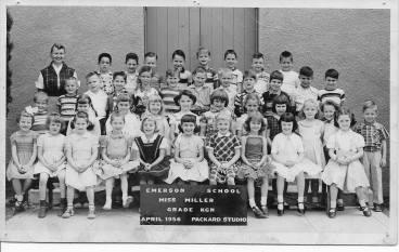 Kindergarten, Miss Miller