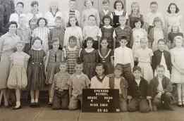 Grade 4, Miss Coon
